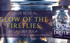 Cover Reveal: Glow of the Fireflies by Lindsey Duga!