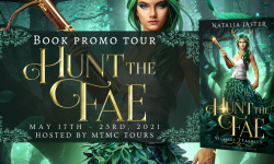 Book Promo Sign Ups: Hunt the Fae by Natalia Jaster **NOW CLOSED**