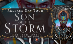 Release Day Tour Sign Ups: Son of the Storm by Suyi Davies Okungbowa **NOW CLOSED**