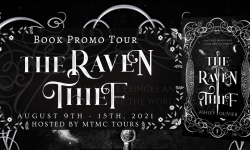 Book Promo Sign Ups: The Raven Thief by Ashley Olivier **NOW CLOSED**